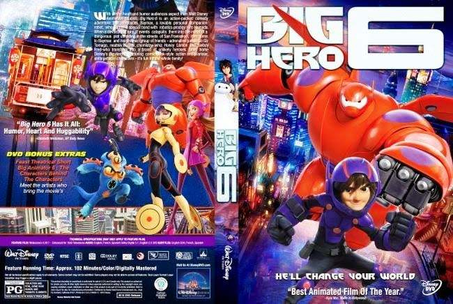 Big Hero 6 – Latino