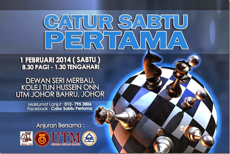 UTM First Saturday Chess 2014