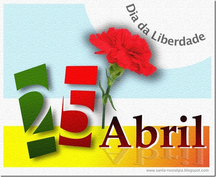 25 de abril de 1974 dia liberdade