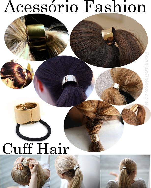 cuff hair