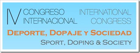 IV Congreso Internacional Deporte, Dopaje y Sociedad organizado conjuntamente por la Universidad Politécnica de Madrid y la Agencia Estatal Antidopaje
