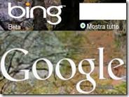 Usare gli sfondi di Bing su Google in automatico con Chrome