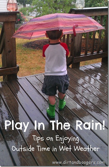 Play in the Rain