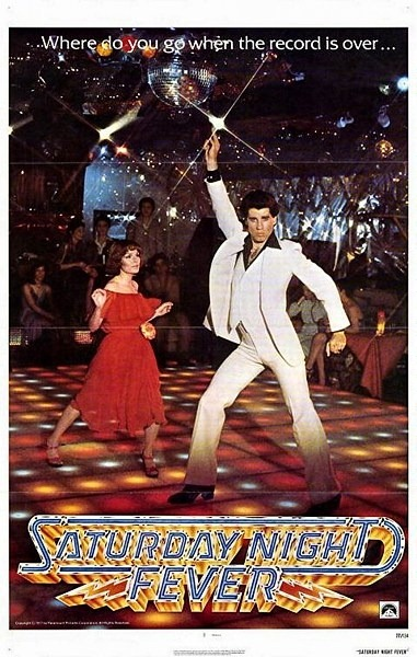 Saturday Night Fever - Poster