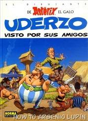 P00033 - Asterix uderzo visto por