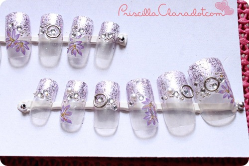 Priscilla review Felize nail art 15