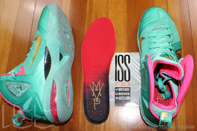nike lebron 9 ps elite statue of liberty pe 3 10 Nike LeBron 9 PS Elite Statue of Liberty PE Has a Twin!