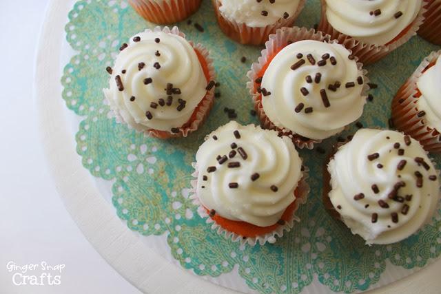 #cupcake #cakestand #diy #spon