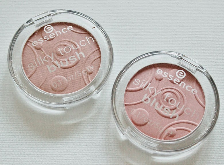 Essence Silky Touch Blush adorable sweetheart