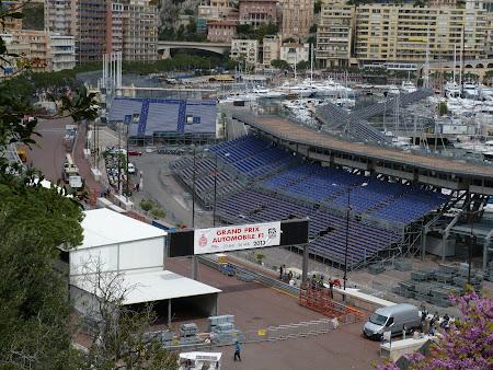 Tribuna Formula 1 - Marele Premiu Monaco