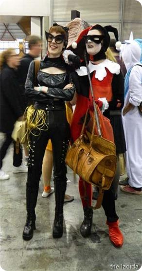 Catwoman Harley Quinn