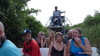 Airboat Ride in den Everglades