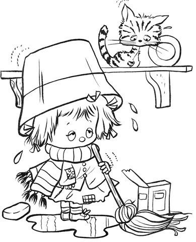 menina-cansada-fazendo limpeza