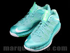 nike lebron 10 low gr green white 1 04 LEBRON X LOW, KOBE 8 and KD V   Nike Easter Collection