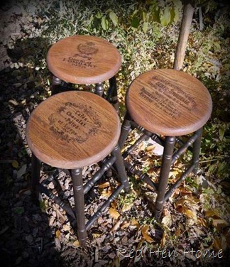 chocolate stools 005