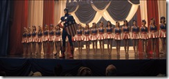 Captain America Stage Show