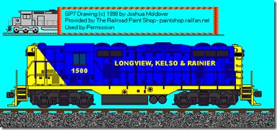 LK&R GP-7