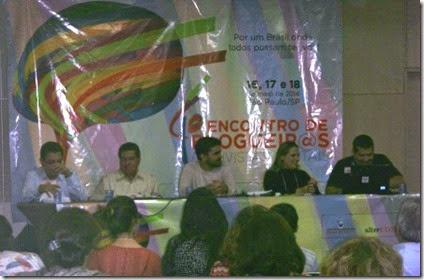 Encuentro de blogueros en san pablo