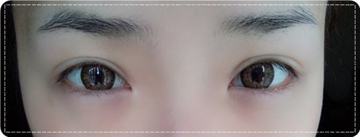 韓國GEO隱形眼鏡-GEO Sparkling 火花四色咖90