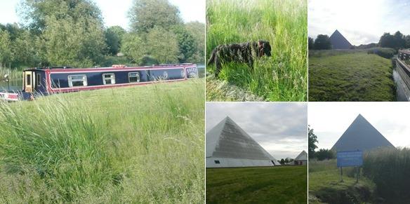 View Bedford Pyramid Mooring