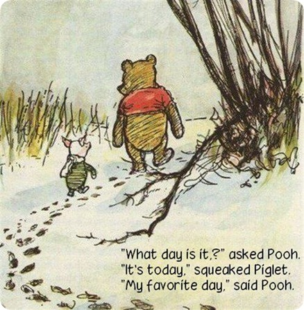 Pooh's Favourite Day