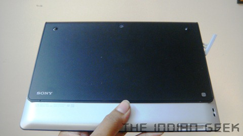 Sony Tablet S - Hardware