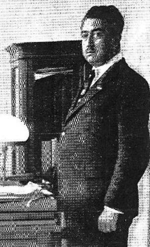 Gregorio Corrochano redactor de ABC