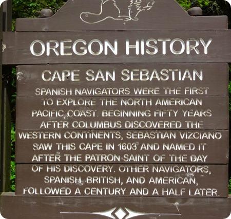 Cape San Sebastian