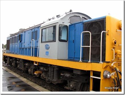 Ex NZR Mitsubishi loco.