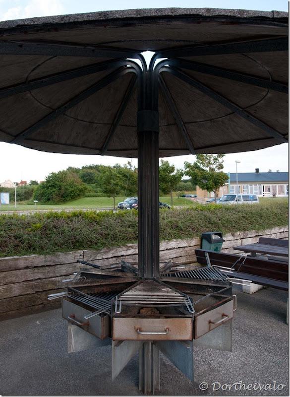 grillplads