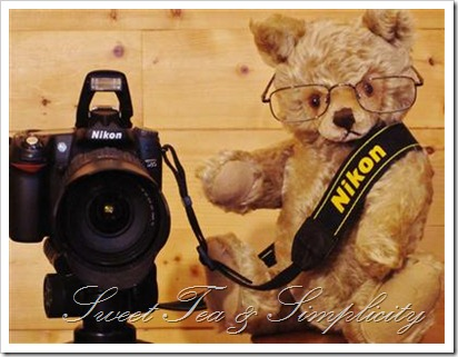 Nikon & Mr. Bob