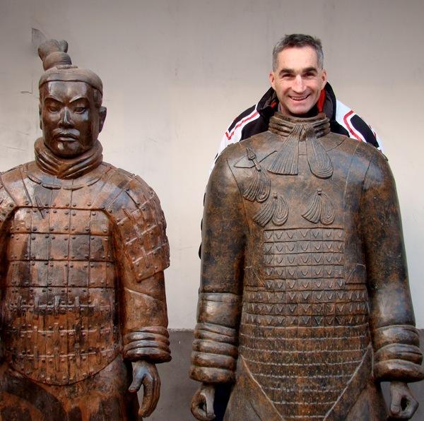 Scott the Terracotta Warrior