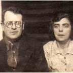 Элькон и Ита Оксенгендлер, Николаев, 1939 год