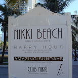 amazing sundays at club nikki in Miami, Florida, United States
