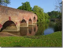 Sonning Bridge low
