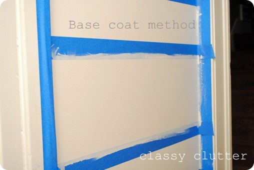 base coat method
