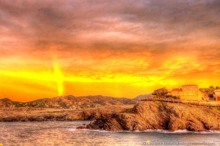 Sunset Costa Brava Cap Creus
