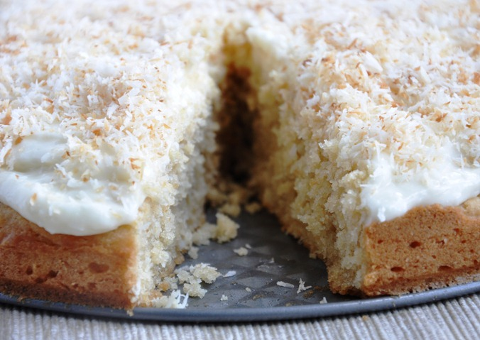 triple coconut cake 224