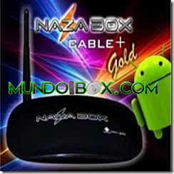 NAZABOX CABLE  GOLD
