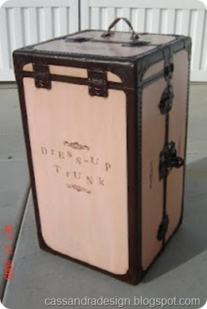 Dress up Trunk Main