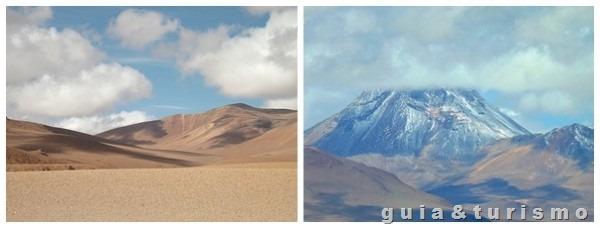 Diferenças de paisagem