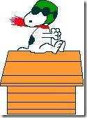snoopy caseta perro nieve (4)