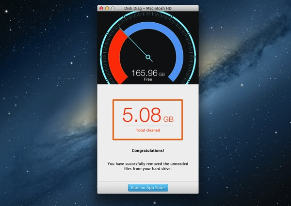 Mac app utilities disk diag5
