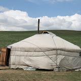 モンゴル遊牧民の住居「ゲル」