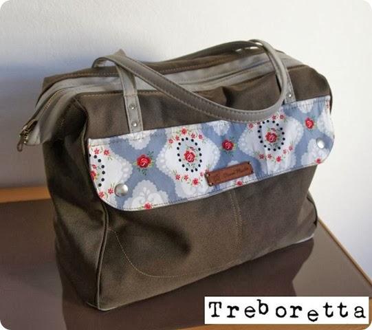 treboretta bag