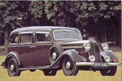 Vauxhall 1934 27 BXL
