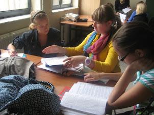 2012-05-22 Projectdag: 1ste jaars