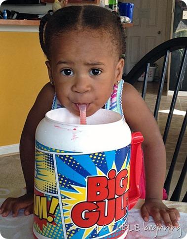 F. big gulp 2