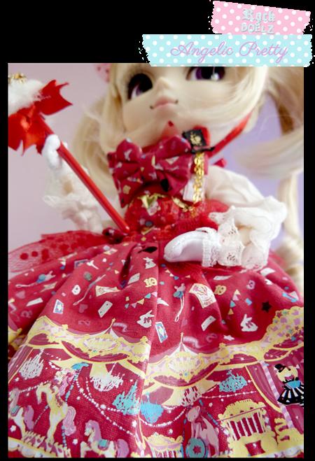 Angelic Pretty Pullip Prupate 11