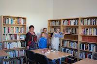 2012 - Nouvelle bibliothèque